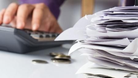 Увага, з 9 лютого відкрито нові бюджетні рахунки для сплати податків