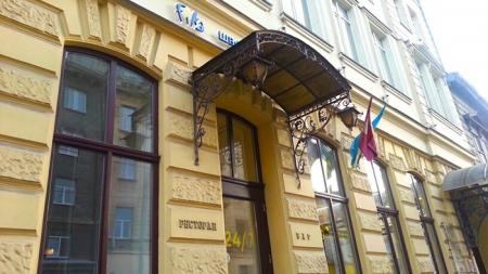 Во Львове открылось шведское кафе Fika