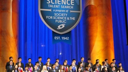 Юные гении получают награды и научное признание на конкурсе Intel Science Talent Search 2015