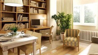 ТОП-5 самых маленьких киевских квартир, которые можно арендовать