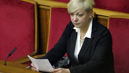 Гонтарева надеется, что кредит МВФ успокоит валютный рынок в Украине