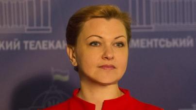 Оксана Продан: я готова реформировать Государственную фискальную службу