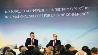 БИЗНЕС: Поддержка Украины: ЕС и США помогут, но требуют от нас реформ