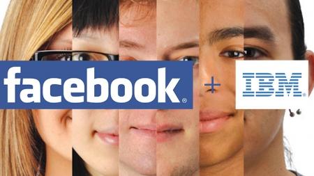 IBM объединились с Facebook для предоставления персонализированной рекламы