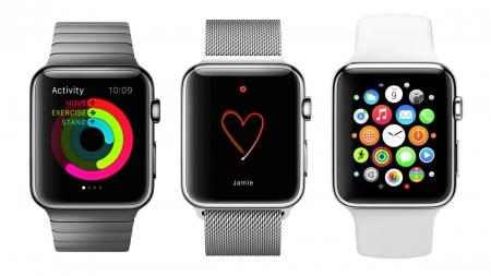 Apple Watch стали доступны в рознице