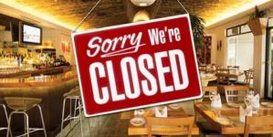 Почему рестораны закрываются