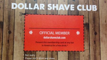 Сервис доставки бритв Dollar Shave Club привлёк $75 млн