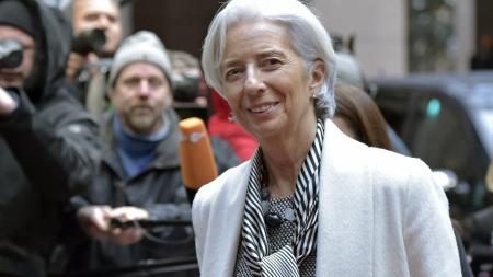 Лагард заявила о готовности МВФ выделить Украине кредитный транш