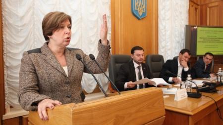Голова ДРС Ксенія Ляпіна презентувала сенсаційні результати розрахунків вартості впровадження касових апаратів для підприємців