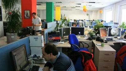 За месяц цена на офисы в Киеве снизилась на 0,55% ($7) до $1 270 за кв.м.
