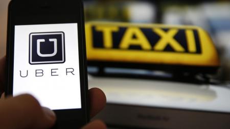 Uber планирует запускаться в Киеве