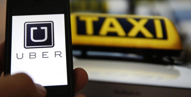 Сегодня Uber начал работу в Украине