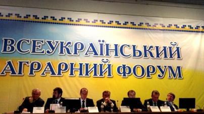 Аграрії готові захищати продовольчу безпеку України та її громадян