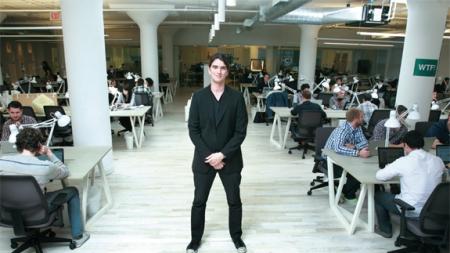 Основатель WeWork возглавил рейтинг молодых предпринимателей Fortune