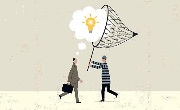 Крадіжки ідей. Масштабний проект знань «Інтелектуальні дискусії»!