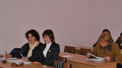 Навчання вчителів біології та основ здоров`я щодо запровадження проекту «Шкільна академія підприємництва – 3»