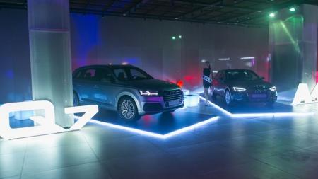 Audi A4 – долгожданная новинка уже в Украине!
