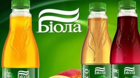 «Биола» начала поставлять свои соки и напитки в Нидерланды