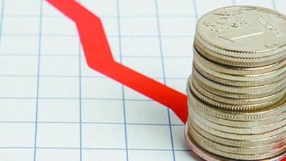 В октябре в Украине возобновилась дефляция