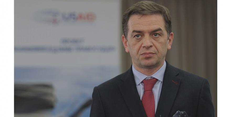 Гия Гецадзе: «Государственная власть должна минимизировать свое вмешательство в жизнь граждан»