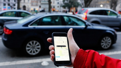 Число поездок, совершенных с помощью сервиса Uber, достигло миллиарда