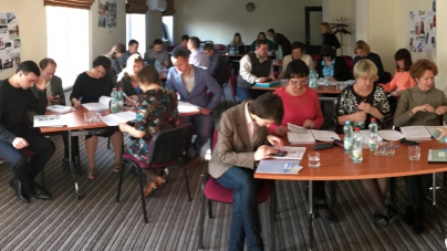 CIPE розпочав нову навчальну програму для регіональних Коаліцій МСБ