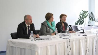Ксенія Ляпіна закликала бізнес взяти участь у вдосконаленні законодавства про ліцензування