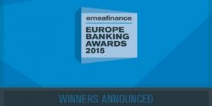 ПриватБанк признан лучшим украинским банком в Europe Banking Awards 2015