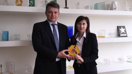 Commerzbank AG присудил ПриватБанку STP Award