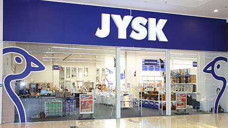 В Полтаве открывается первый магазин товаров для дома JYSK