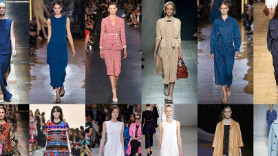Блузы и юбки: тренды лета -2016
