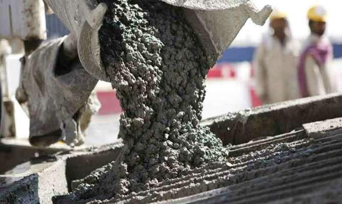 Россия остается основным поставщиком цемента в Украину