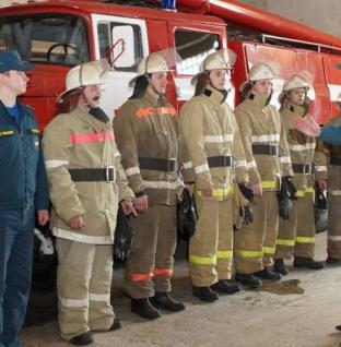 В России пожарных наделят правом закрывать компании на три месяца