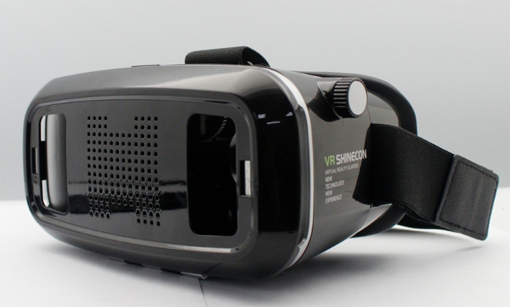 Apple запатентовала VR-очки для смартфонов