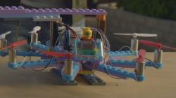 LEGO выпустили набор по сборке дронов