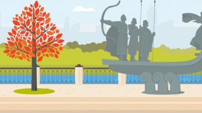 Украинцы теперь могут подарить дерево Киеву