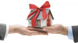 Как подарить недвижимость правильно