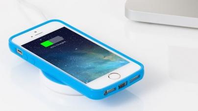 Apple запатентовала беспроводное зарядное устройство для смартфонов