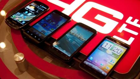 Количество LTE смартфонов в сети Vodafone Украина выросло вдвое