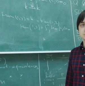 Даниил Радченко: «Математика – как хорошее вино»