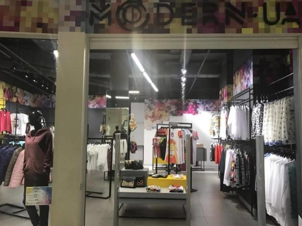 В ТЦ Globus открылся шоу-рум украинской одежды Modern UA