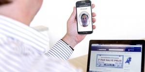 MasterCard запустила оплату покупок с помощью селфи