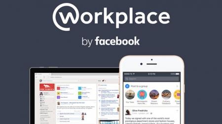 Facebook запустил сервис для корпоративной работы Workplace