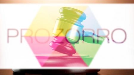 ProZorro.Продажи стартовала – в первый же день в системе появились 9 лотов
