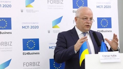 """Мінекономрозвитку та проект FORBIZ представляють """"Стратегію розвитку МСП 2020"""""""