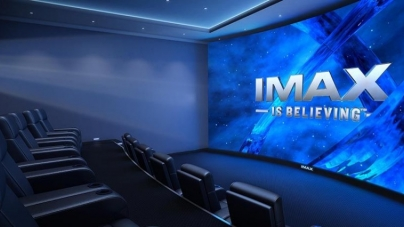 Сеть кинотеатров MULTIPLEX открывает в Днепре  первый IMAX®-зал