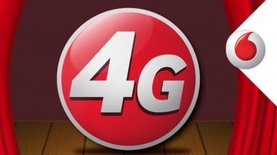Vodafone Украина перешла на USIM-карты с поддержкой 4G