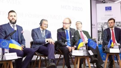 НУФ готовий інвестувати 18 млн. євро у розвиток МСБ України