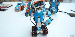 Конструктор Lego станет еще умнее в каждой детали