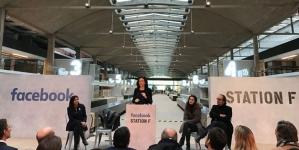Facebook создаст инкубатор стартапов в Париже